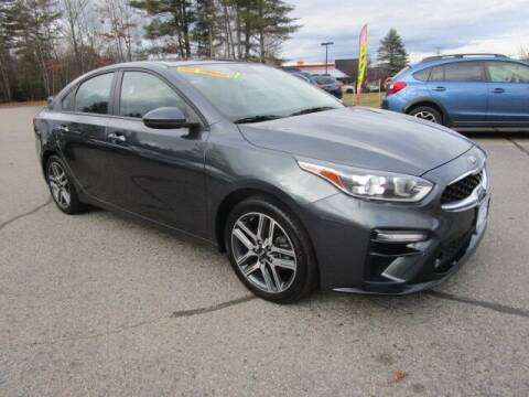 2019 Kia Forte for sale at BELKNAP SUBARU in Tilton NH