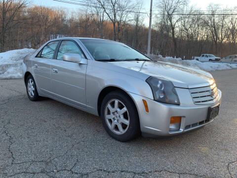 2007 Cadillac CTS for sale at George Strus Motors Inc. in Newfoundland NJ