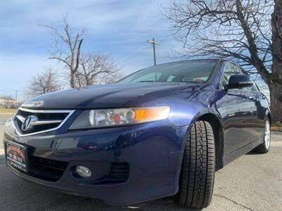 2007 Acura TSX for sale at Millennium Auto Group in Lodi NJ