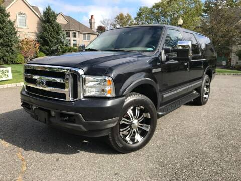 2001 Ford Excursion for sale at CLIFTON COLFAX AUTO MALL in Clifton NJ