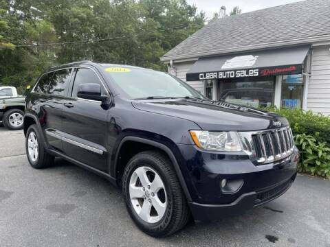 2011 Jeep Grand Cherokee for sale at Clear Auto Sales in Dartmouth MA