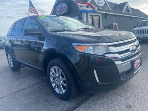 2013 Ford Edge for sale at Cape Cod Carz in Hyannis MA