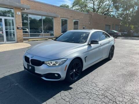 2015 BMW 4 Series for sale at Auto Sport INC in Grand Rapids MI