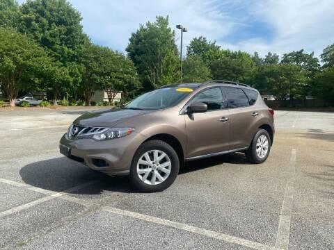 2011 Nissan Murano for sale at Uniworld Auto Sales LLC. in Greensboro NC