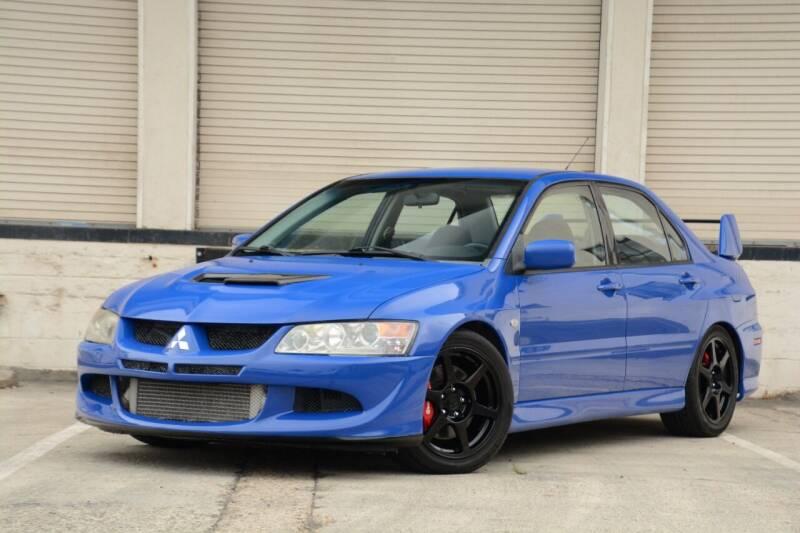 2003 Mitsubishi Lancer Evolution for sale at Milpas Motors in Santa Barbara CA