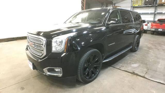 2015 GMC Yukon XL for sale at Victoria Auto Sales in Victoria MN