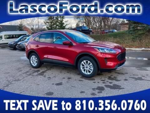2020 Ford Escape for sale at Lasco of Grand Blanc in Grand Blanc MI