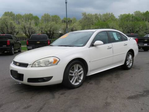 2009 Chevrolet Impala for sale at Low Cost Cars North in Whitehall OH