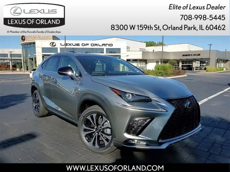 2021 Lexus NX 300 for sale in Orland Park, IL