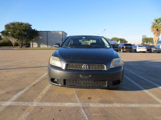2007 Scion tC for sale at MOTORS OF TEXAS in Houston TX