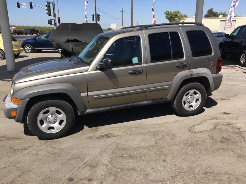 2007 Jeep Liberty for sale at CONTINENTAL AUTO EXCHANGE in Lemoore CA