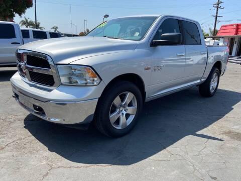 2013 RAM Ram Pickup 1500 for sale at Auto Max of Ventura in Ventura CA