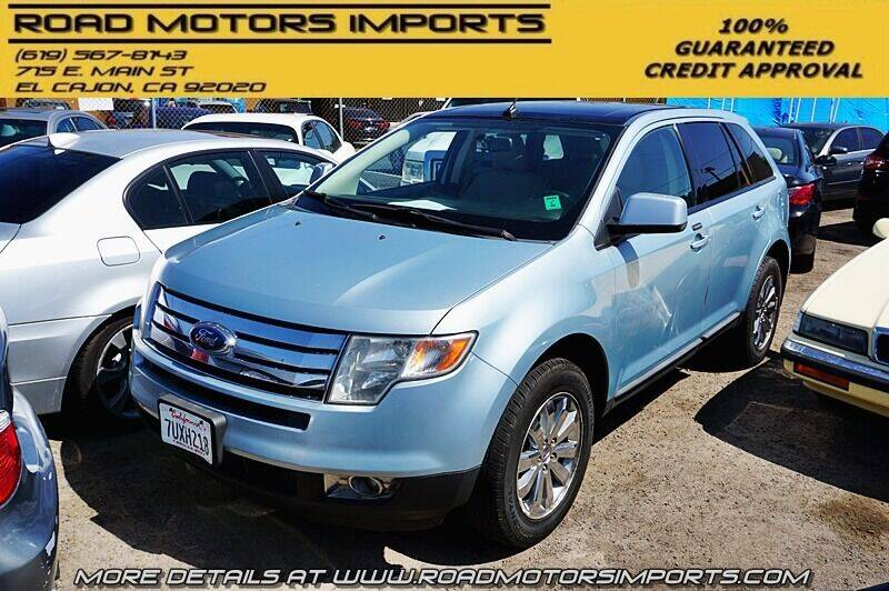 2008 Ford Edge for sale at Road Motors Imports in El Cajon CA