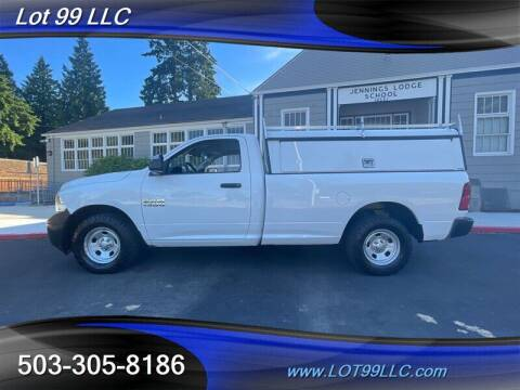 2018 RAM Ram Pickup 1500 for sale at LOT 99 LLC in Milwaukie OR