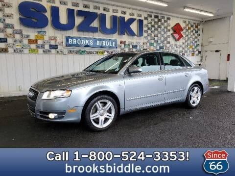 2007 Audi A4 for sale at BROOKS BIDDLE AUTOMOTIVE in Bothell WA