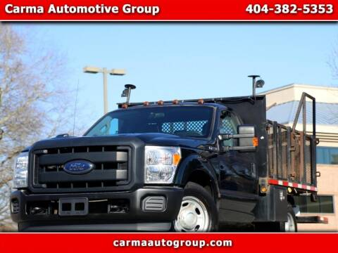2016 Ford F-250 Super Duty for sale at Carma Auto Group in Duluth GA