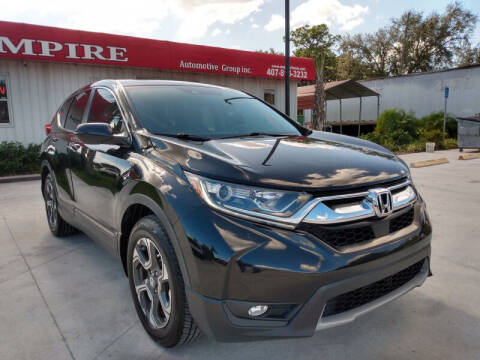 2018 Honda CR-V for sale at Empire Automotive Group Inc. in Orlando FL