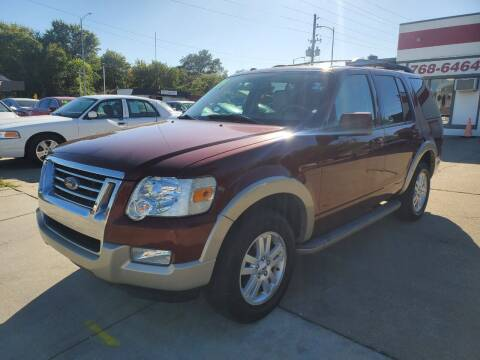 2009 Ford Explorer for sale at Quallys Auto Sales in Olathe KS