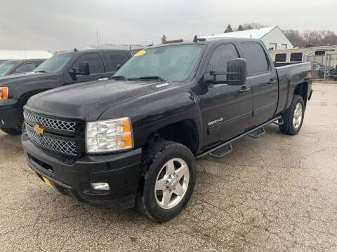 2014 Chevrolet Silverado 2500HD for sale at Northland Auto in Humboldt IA