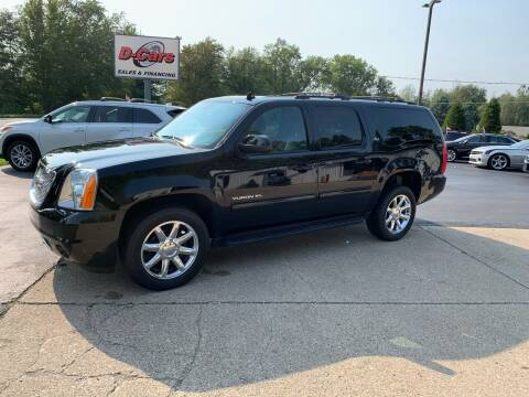 2014 GMC Yukon XL for sale at D-Cars LLC in Zeeland MI
