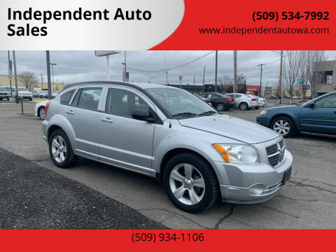 2011 Dodge Caliber for sale at Independent Auto Sales #2 in Spokane WA