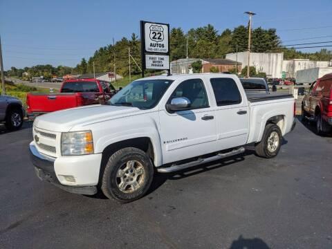 2008 Chevrolet Silverado 1500 for sale at Route 22 Autos in Zanesville OH