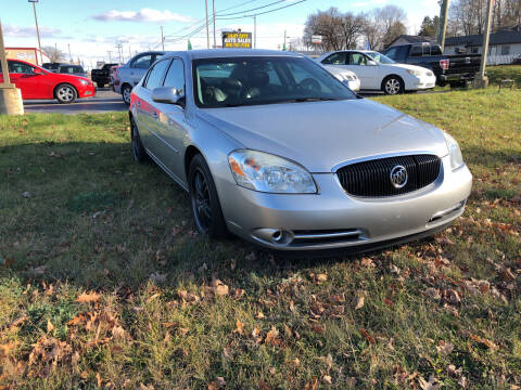 2006 Buick Lucerne for sale at Imlay City Auto Sales LLC. in Imlay City MI