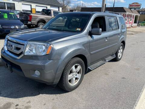 2011 Honda Pilot for sale at Real Deal Auto Sales in Manchester NH