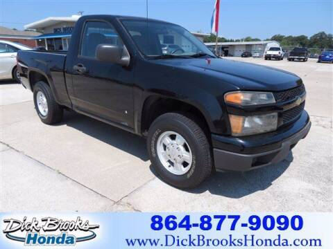 2006 Chevrolet Colorado for sale at DICK BROOKS PRE-OWNED in Lyman SC