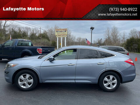 2010 Honda Accord Crosstour for sale at Lafayette Motors 2 in Andover NJ