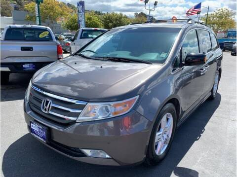 2011 Honda Odyssey for sale at AutoDeals in Hayward CA