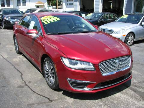 2017 Lincoln MKZ for sale at CLASSIC MOTOR CARS in West Allis WI