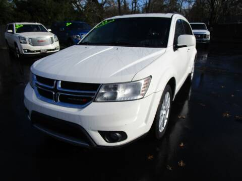 2014 Dodge Journey for sale at LULAY'S CAR CONNECTION in Salem OR