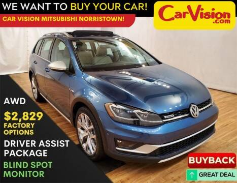 2019 Volkswagen Golf Alltrack for sale at Car Vision Mitsubishi Norristown in Trooper PA