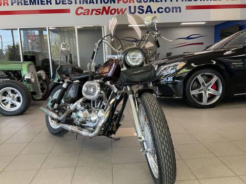 1972 Harley-Davidson Sportser for sale at A 1 Motors in Monroe MI