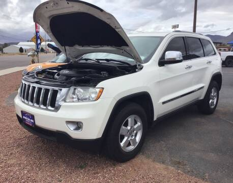 2012 Jeep Grand Cherokee for sale at SPEND-LESS AUTO in Kingman AZ
