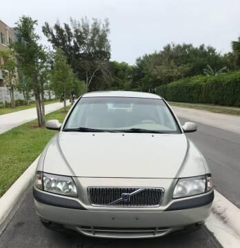 2001 Volvo S80 for sale at LA Motors Miami in Miami FL