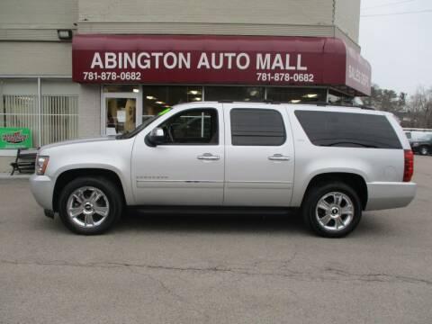 2010 Chevrolet Suburban for sale at Abington Auto Mall LLC in Abington MA