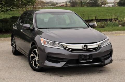 2017 Honda Accord for sale at Big O Auto LLC in Omaha NE