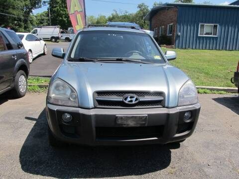 2008 Hyundai Tucson for sale at Mid - Way Auto Sales INC in Montgomery NY