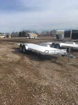 2021 Aluma 8220 H Tilt  for sale at Prairie Wind Trailers, LLC in Harrisburg SD