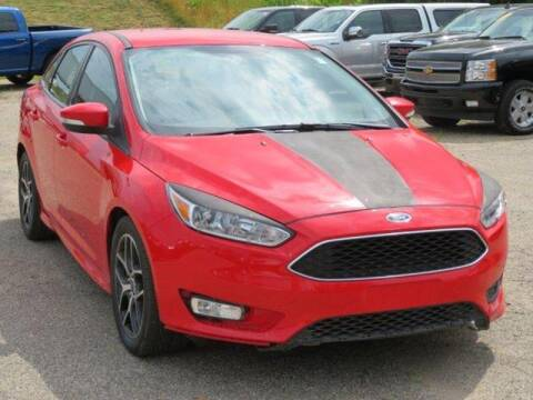 2016 Ford Focus for sale at Ed Koehn Chevrolet in Rockford MI
