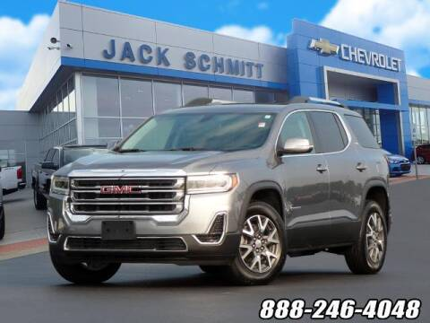 2020 GMC Acadia for sale at Jack Schmitt Chevrolet Wood River in Wood River IL
