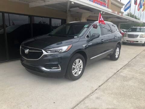 2020 Buick Enclave for sale at FREDY CARS FOR LESS in Houston TX