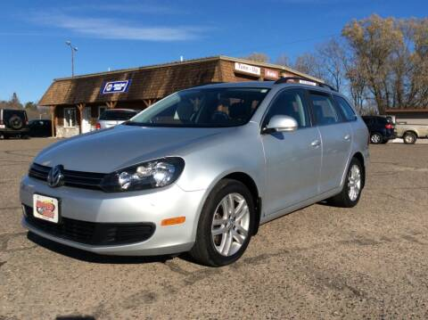 2013 Volkswagen Jetta for sale at MOTORS N MORE in Brainerd MN