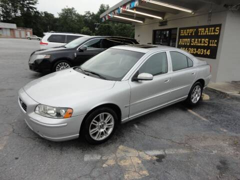 2006 Volvo S60 for sale at HAPPY TRAILS AUTO SALES LLC in Taylors SC