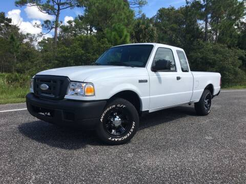 2007 Ford Ranger for sale at VICTORY LANE AUTO SALES in Port Richey FL