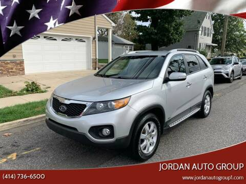 2013 Kia Sorento for sale at Jordan Auto Group in Paterson NJ