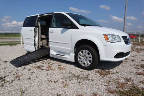 2015 Dodge Grand Caravan for sale at Liberty Truck Sales in Mounds OK