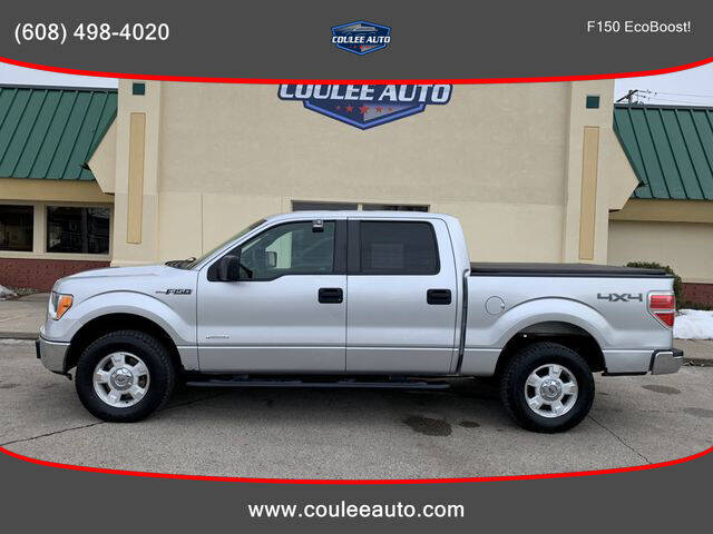 2013 Ford F-150 for sale at Coulee Auto in La Crosse WI